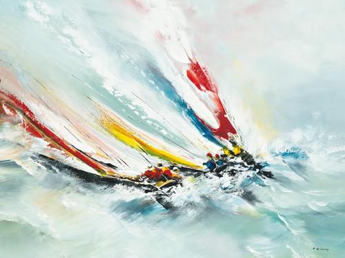Bord e bord von Gerard de Courcy
