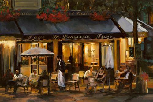 La Brasserie von Marilyn Hageman