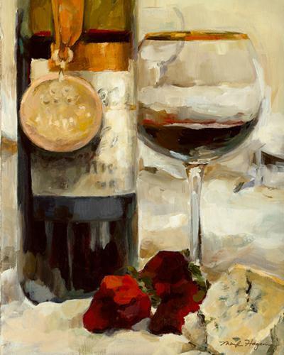 Award Winning Wine II von Marilyn Hageman