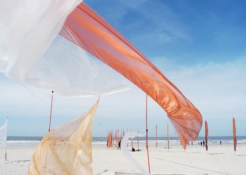 La voile orange von Georges-Felix Cohen
