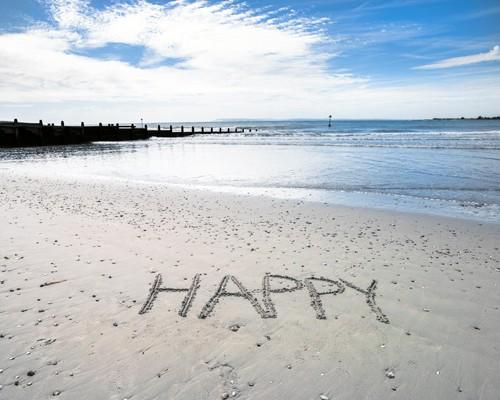 Happy von Assaf Frank