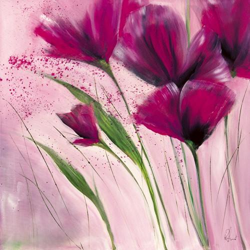 Le jour en rose II von Isabelle Zacher-Finet