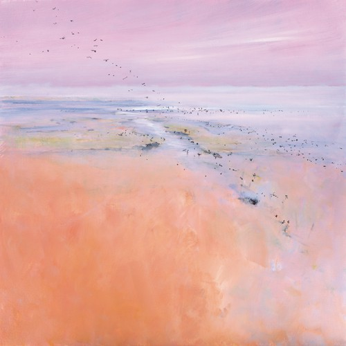 Birds in the Sky von Jan Groenhart