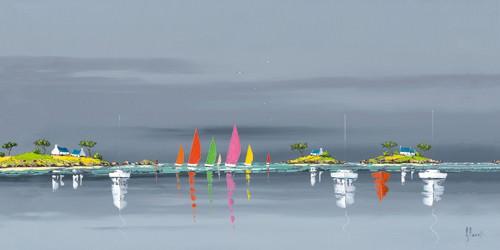 Reflets marins von Frederic Flanet