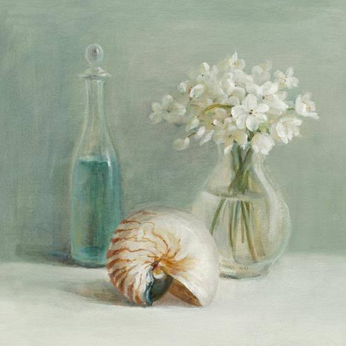 White Flower Spa von Danhui Nai