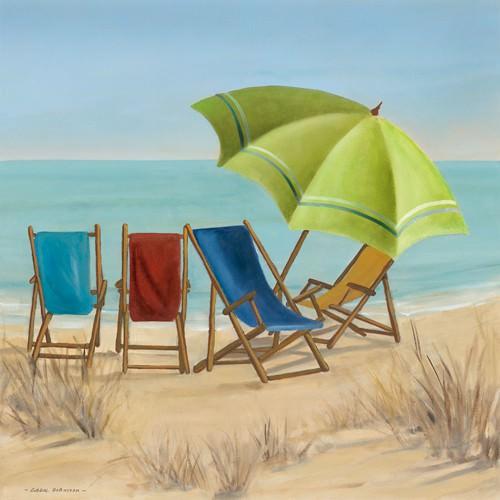 Four Summer II von Carol Robinson