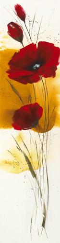 Liberte fleurie III von Isabelle Zacher-Finet