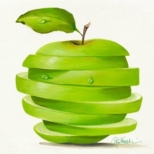 Green Apple Cut von Paolo Golinelli