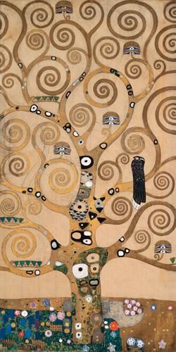Lebensbaum II von Gustav Klimt