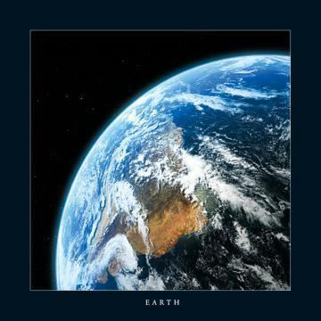 Earth 2 von Hubble-Nasa