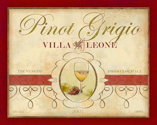Tre Venezie Pinot Grigio von Devon Ross