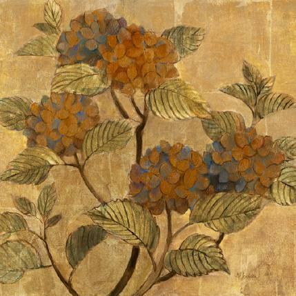 Golden Hydrangea von Albena Hristova