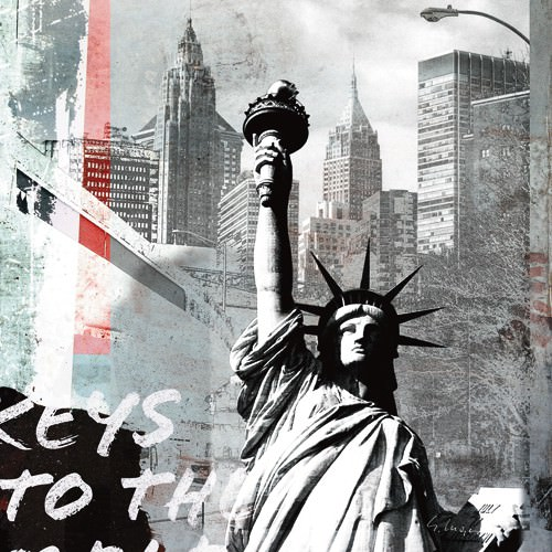 Statue of Liberty von Gery Luger