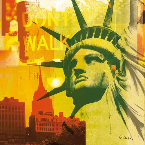 New York III von Gery Luger