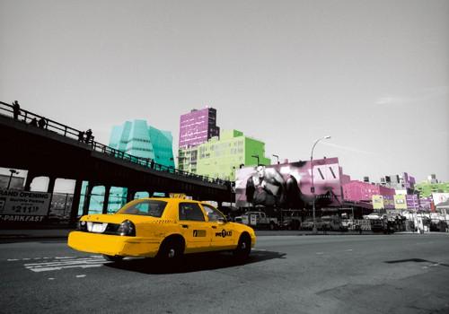 Chelsea Cab von Anne Valverde