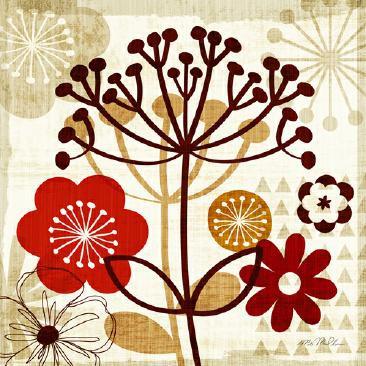 Floral Pop II von Michael Mullan