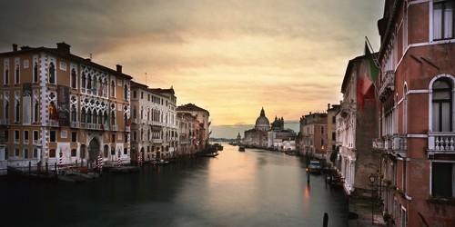 Venedig II von Leo Seidel