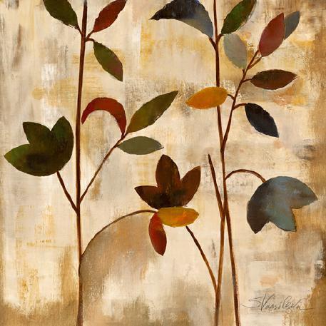 Branches at Sunrise II von Silvia Vassileva