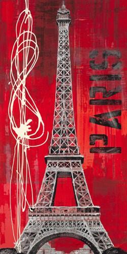 Paris Vibre von Evangeline Tayler