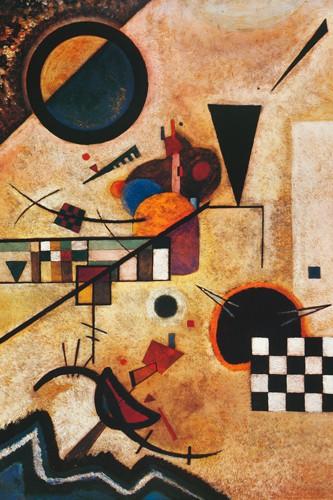 Accords opposes von Wassily Kandinsky