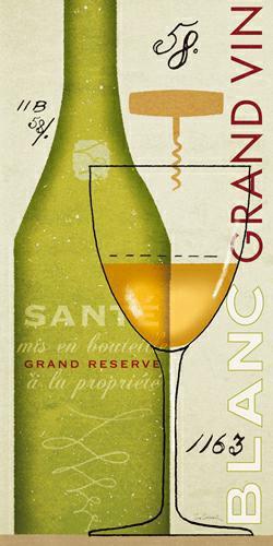 Grand Vin Blanc von Sue Schlabach