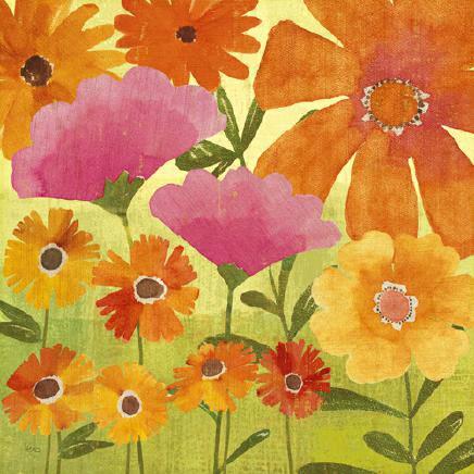 Spring Fling I von Veronique Charron