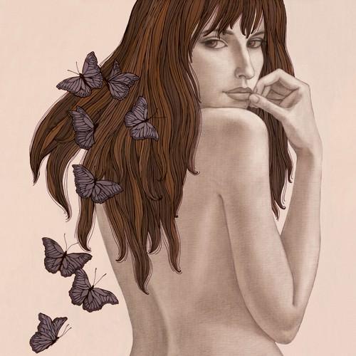 Papillons von Olga Gouskova
