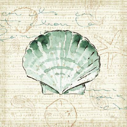 Ocean Prints II von Pela Studio