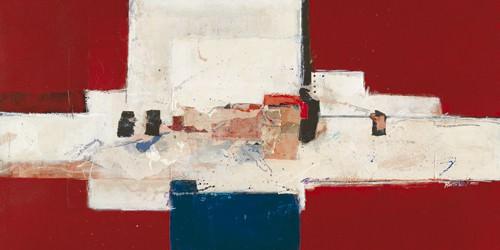 Abstrakt III von Ron van der Werf