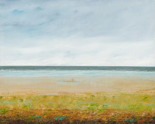 Lone Seagull von Simon Royer