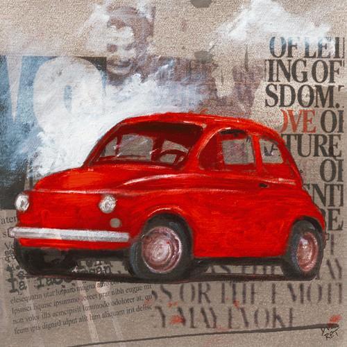 Crazy Car von Patrice Ducret