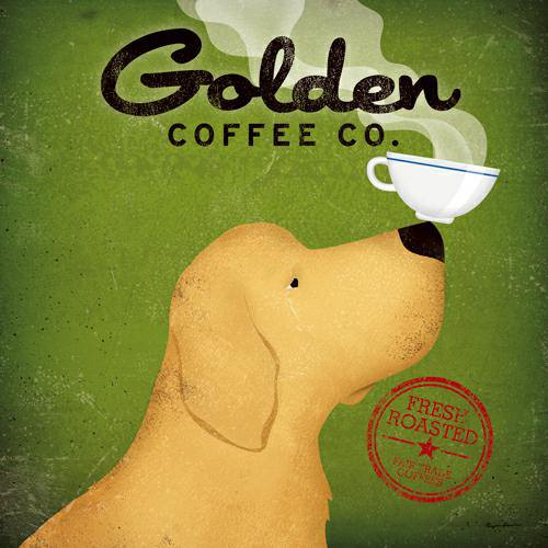 Golden Dog Coffee Co. von Ryan Fowler