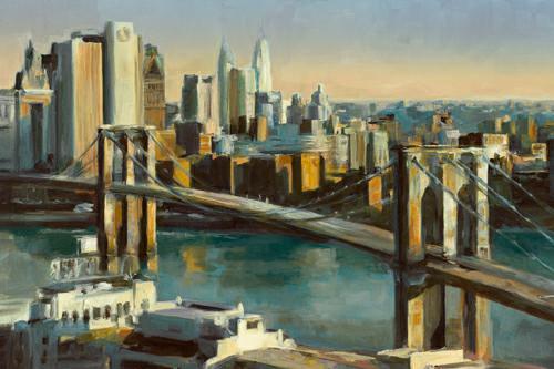 Into Manhattan von Marilyn Hageman