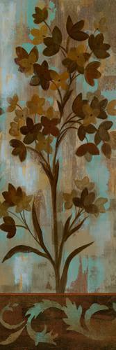 Monsoon Florals I von Silvia Vassileva