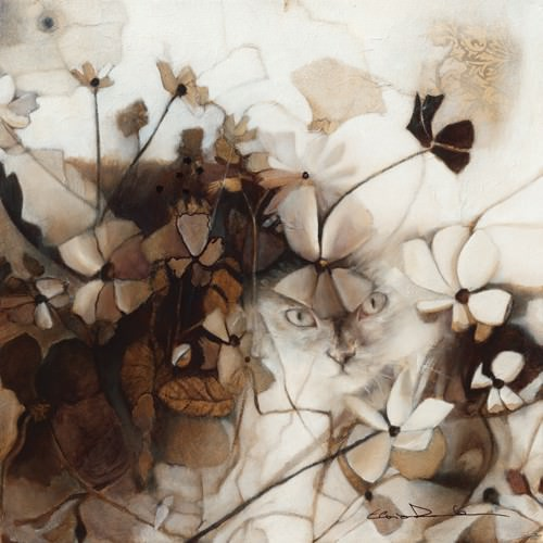 Le jardin de Tara II von Elvira Amrhein