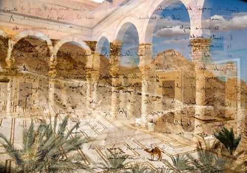 Oasis de montagne von J-M Le Visage
