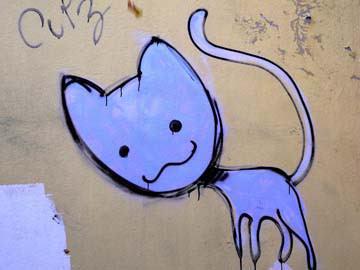 Katze 1 von Gerd Weissing
