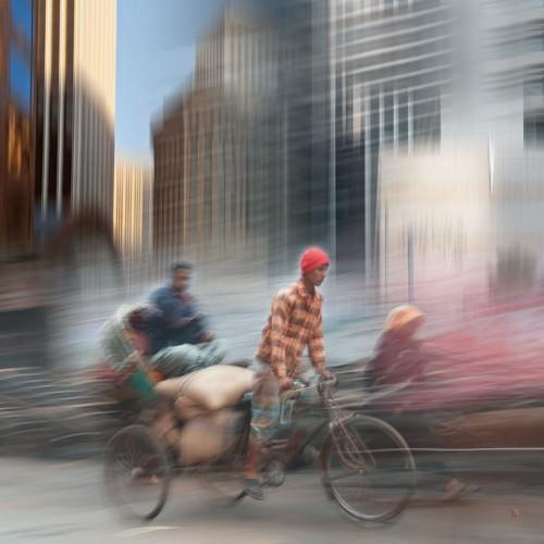 Impressions urbaines I von Maelo / M-L Vareilles