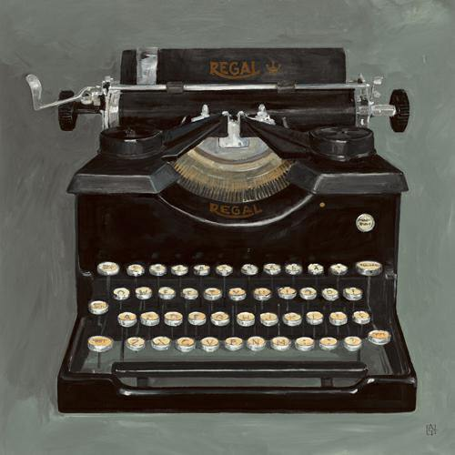 Classic Typewriter von Avery Tillmon