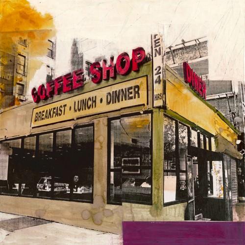 Coffee Shop von Ayline Olukman