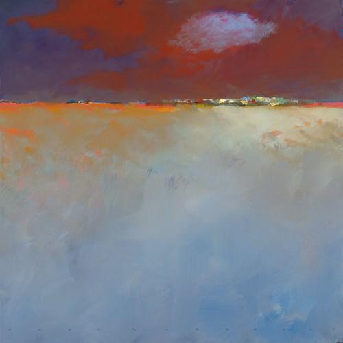 Night is falling von Jan Groenhart