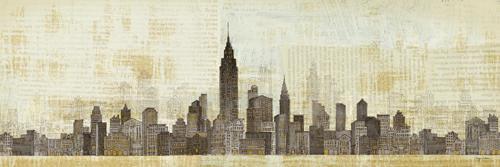 Empire Skyline von Avery Tillmon