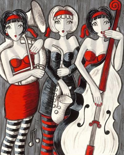 Jazz Band von MIROTA