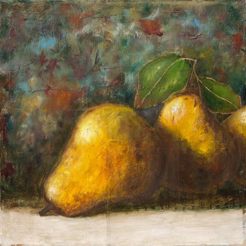 Triptyque poires I von Pascal Lionnet