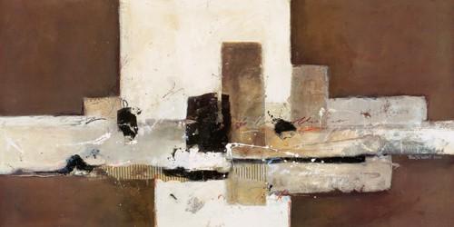 Abstrakt VII von Ron van der Werf