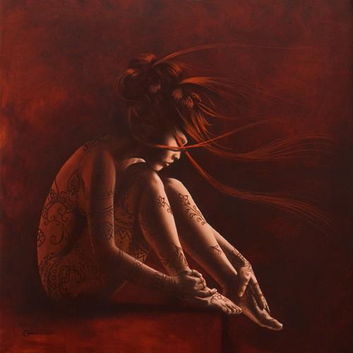 Henna I von Cedric Cazal