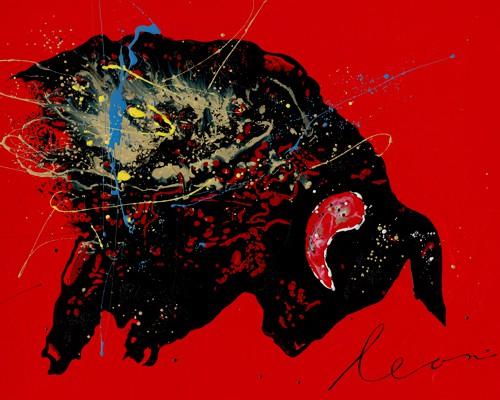 Toro Furia von Leon Bosboom