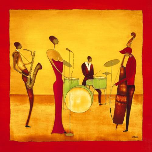 Jazz Band von Ona