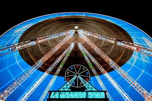La grande roue von Arnaud Bertrande