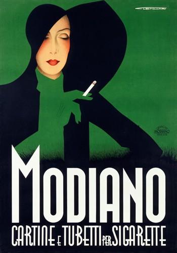 Modiano von Franz Lenhart